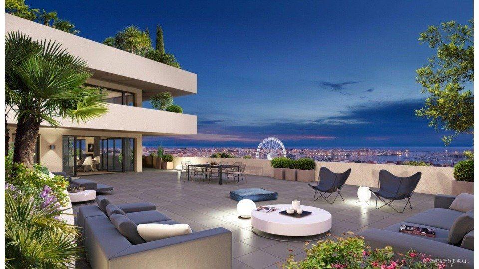 Appartement à vendre 4 82m2 à Le Cap d'Agde - Agde vignette-6