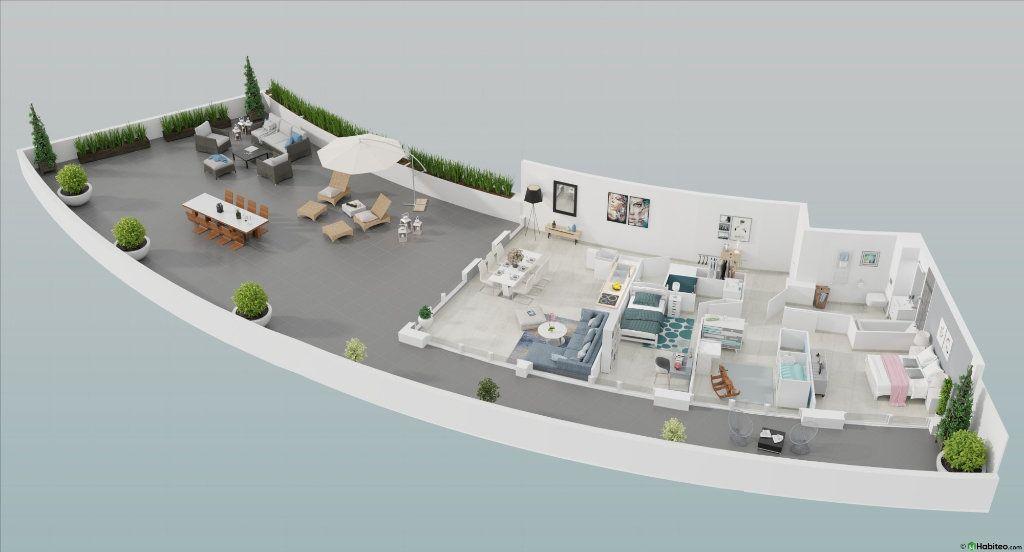 Appartement à vendre 4 86m2 à Le Cap d'Agde - Agde vignette-1