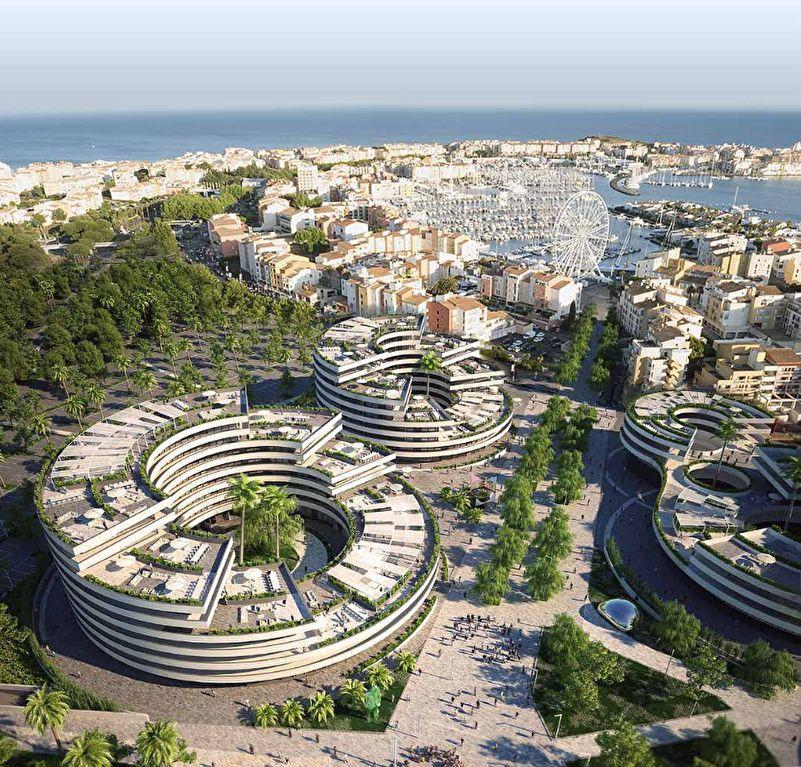 Appartement à vendre 4 86m2 à Le Cap d'Agde - Agde vignette-2