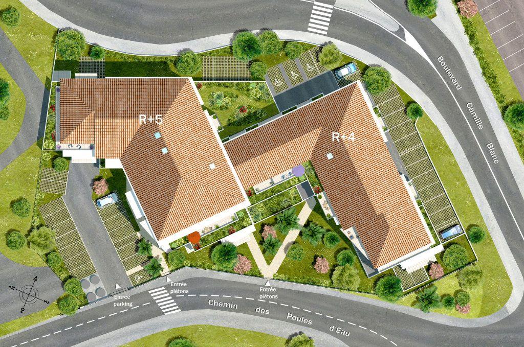 Appartement à vendre 2 47.4m2 à Sète vignette-4