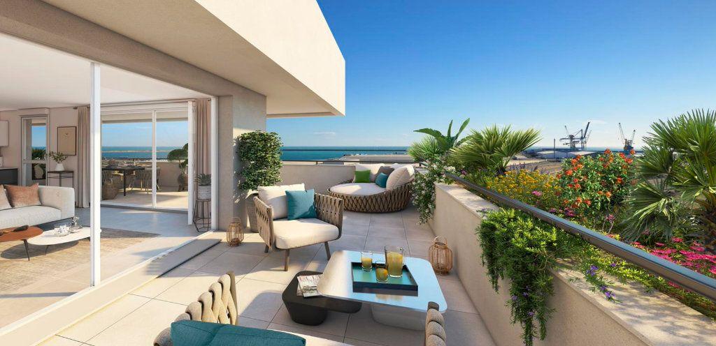 Appartement à vendre 3 64m2 à Sète vignette-2