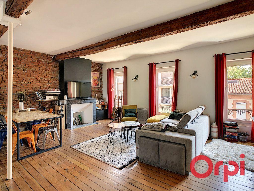 Appartement à vendre 3 85.11m2 à Toulouse vignette-1