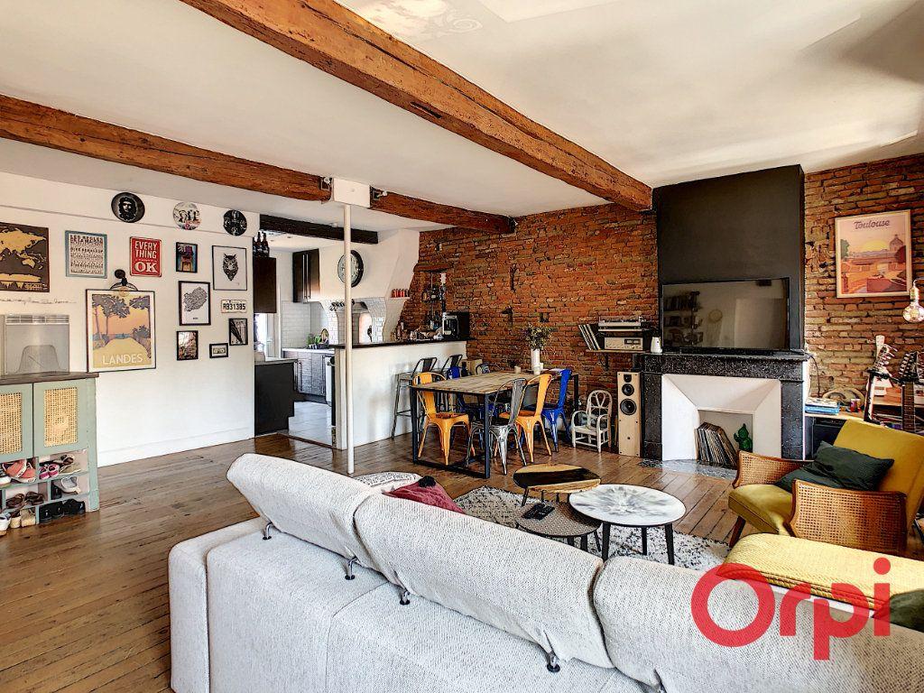 Appartement à vendre 3 85.11m2 à Toulouse vignette-2
