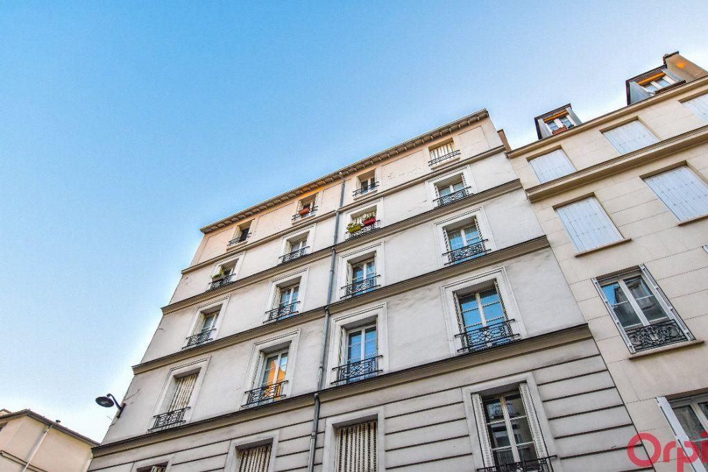 Appartement à vendre 2 36.94m2 à Paris 10 vignette-1
