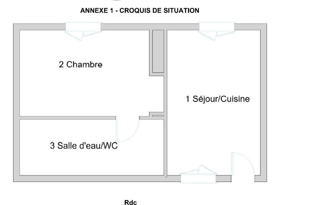Appartement à vendre 2 33.19m2 à Paris 18 vignette-7