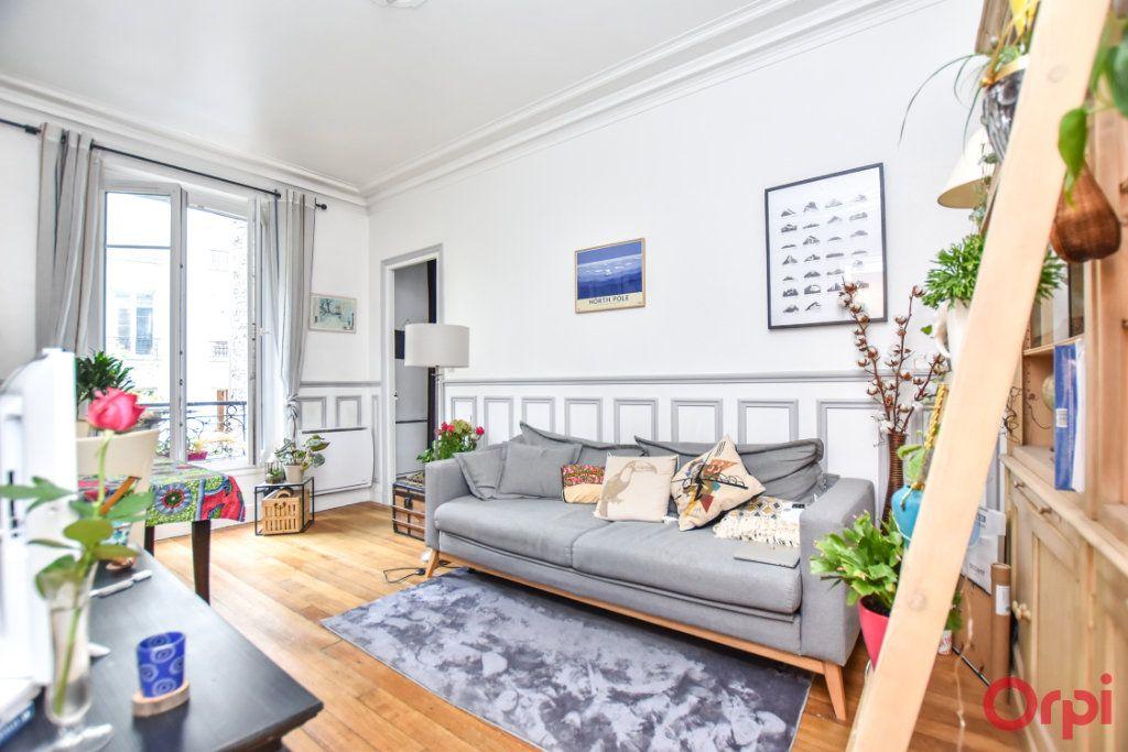 Appartement à vendre 2 43.08m2 à Paris 10 vignette-1