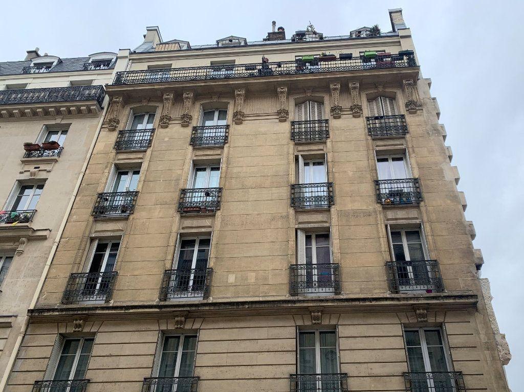 Appartement à vendre 1 27.68m2 à Paris 10 vignette-4