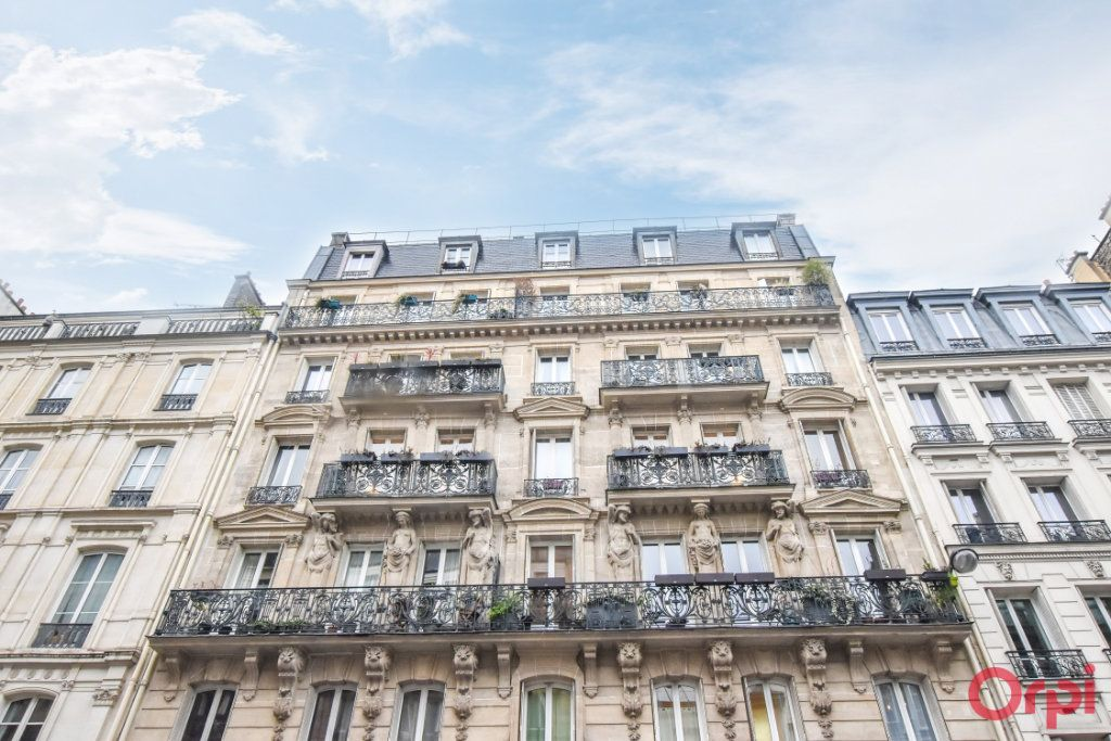 Appartement à vendre 1 9m2 à Paris 10 vignette-1