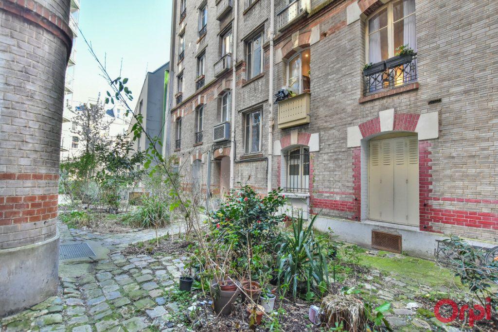 Appartement à vendre 2 37.31m2 à Paris 18 vignette-1