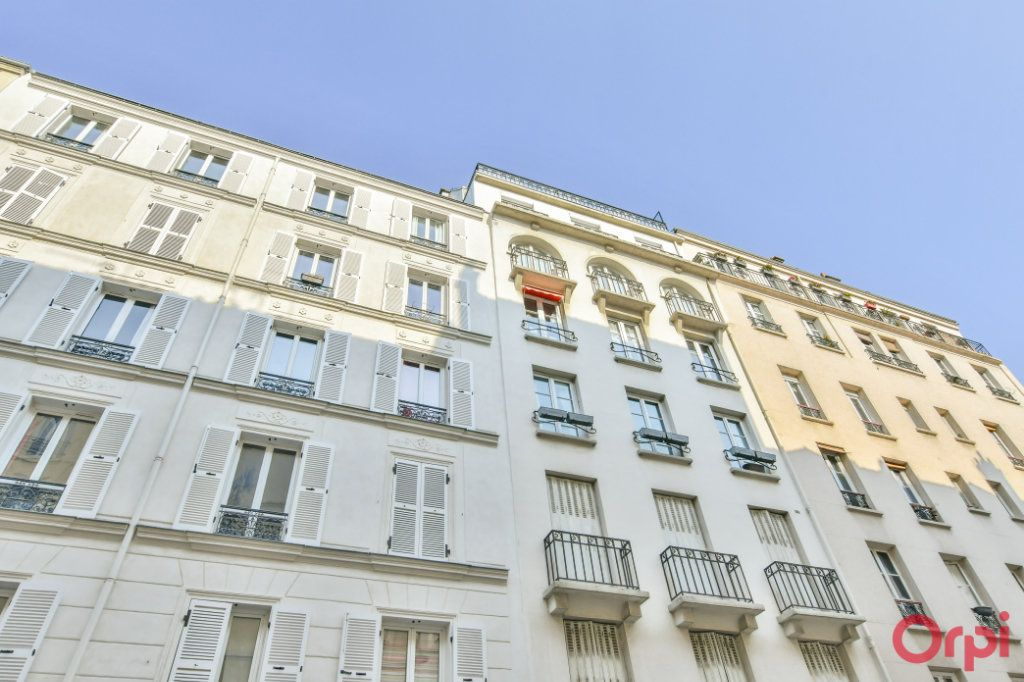 Appartement à vendre 2 26m2 à Paris 17 vignette-7