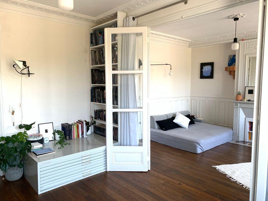 Appartement à vendre 3 80.9m2 à Paris 19 vignette-2