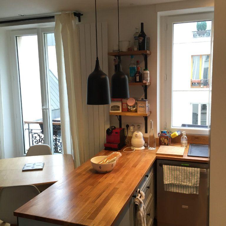 Appartement à louer 2 35m2 à Paris 10 vignette-5
