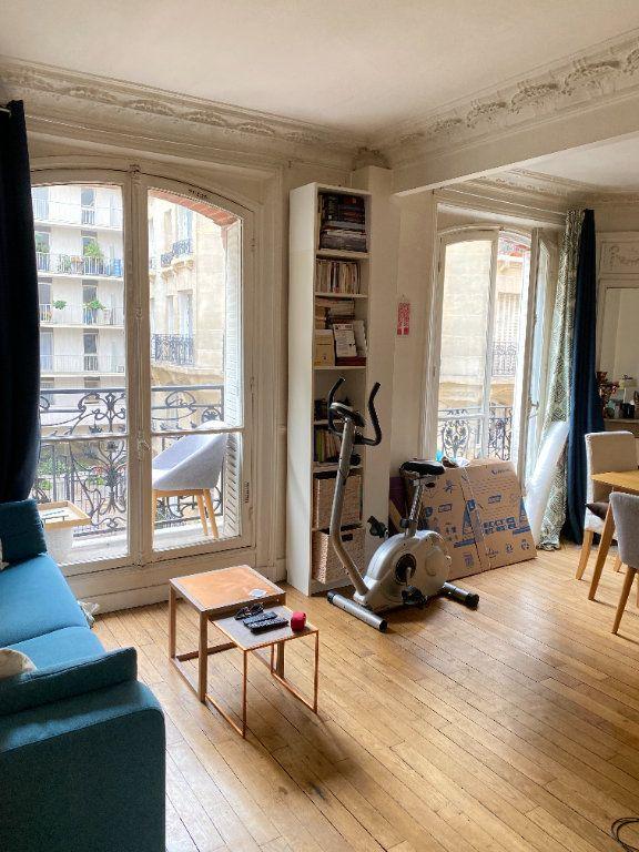 Appartement à louer 2 43m2 à Paris 12 vignette-1