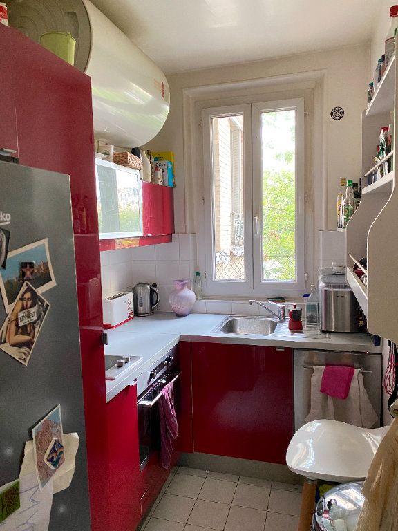 Appartement à louer 2 43m2 à Paris 12 vignette-3