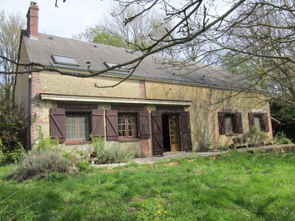 Maison à vendre 8 195m2 à Triguères vignette-1