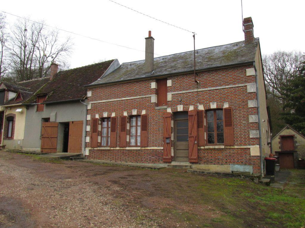 Maison à vendre 3 60m2 à Triguères vignette-1