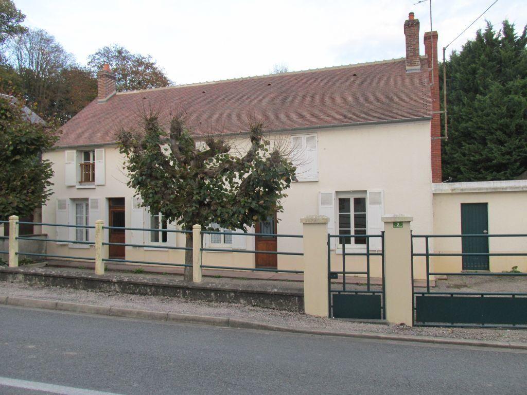 Maison à vendre 6 124m2 à Triguères vignette-1