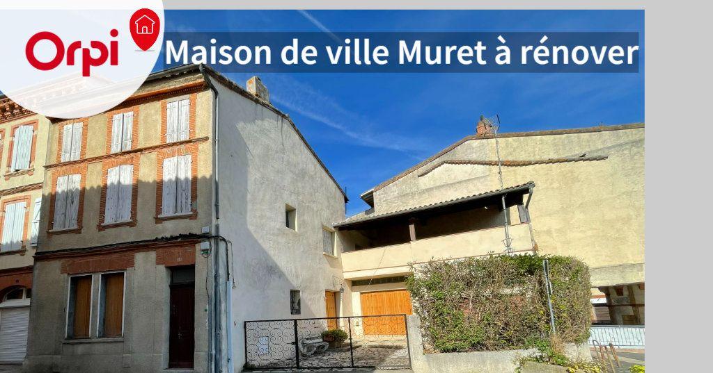 Maison à vendre 5 245m2 à Muret vignette-1