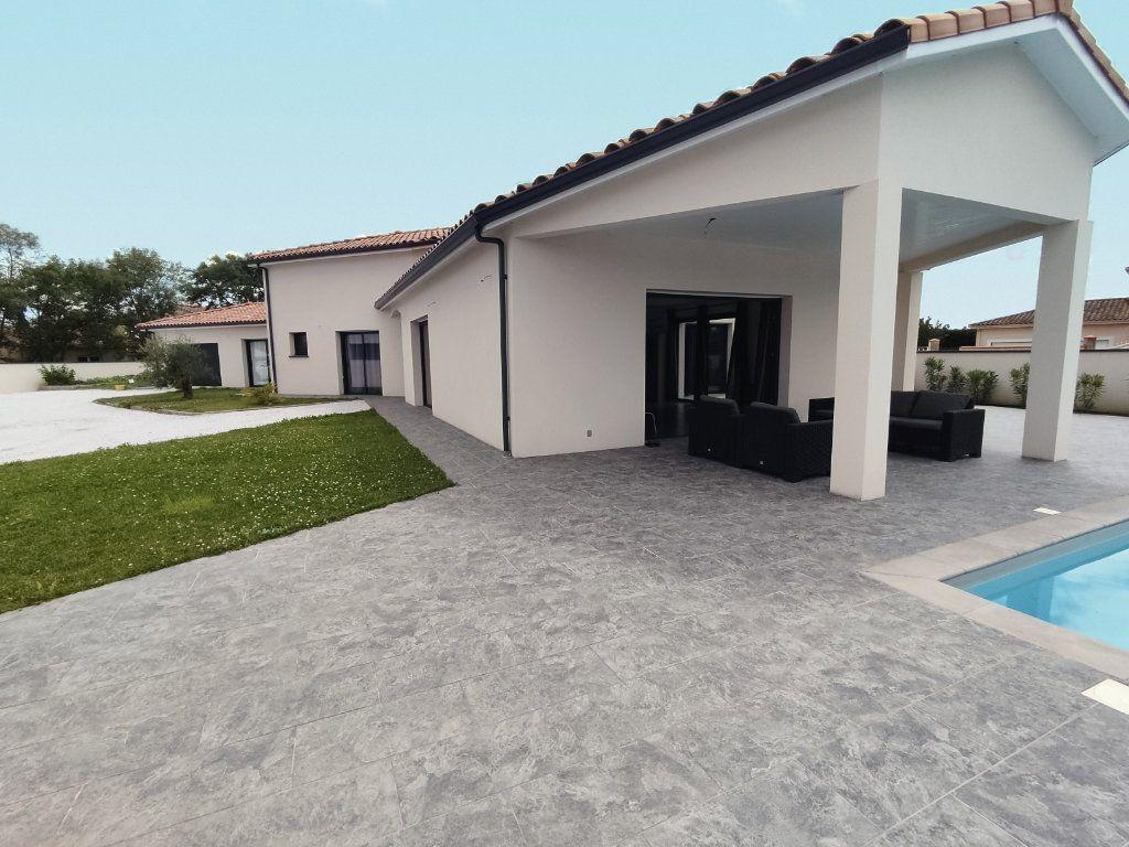 Maison à vendre 7 199m2 à Lamasquère vignette-2