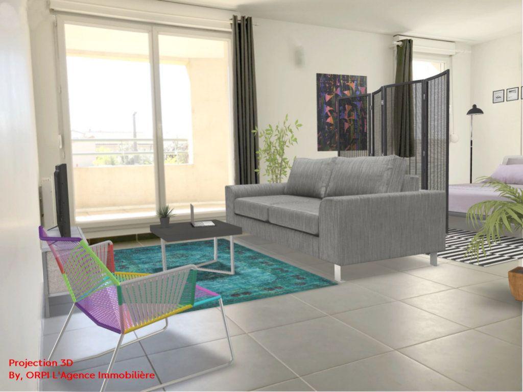 Appartement à louer 1 28.05m2 à Toulouse vignette-3