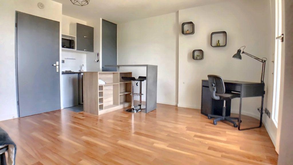 Appartement à louer 1 26.31m2 à Ramonville-Saint-Agne vignette-1
