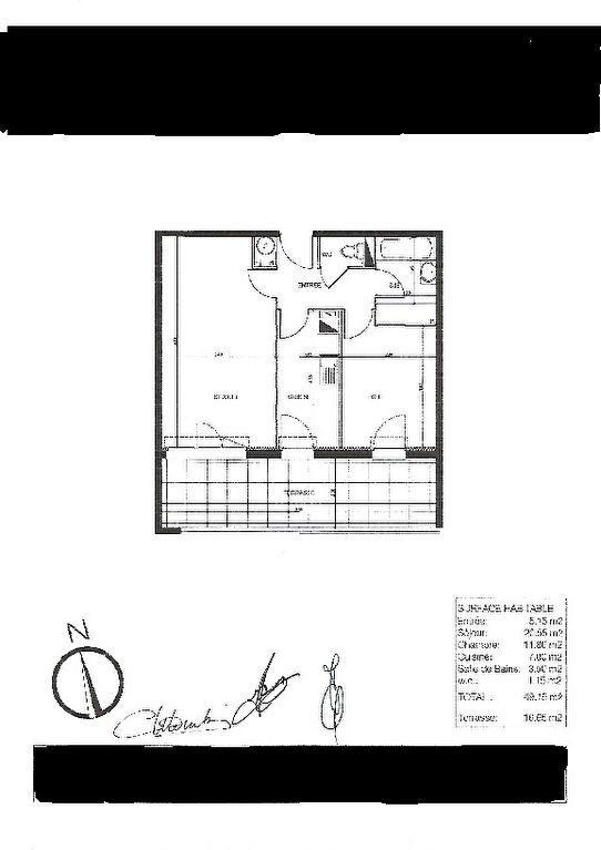 Appartement à vendre 2 49.15m2 à Escalquens vignette-10