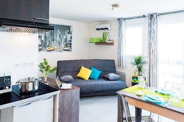 Appartement à vendre 1 33m2 à Balma vignette-2