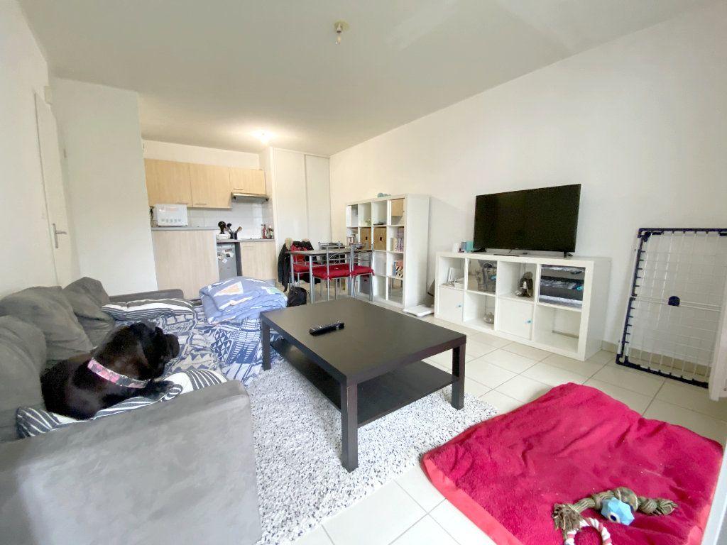 Appartement à vendre 2 41.82m2 à Toulouse vignette-1