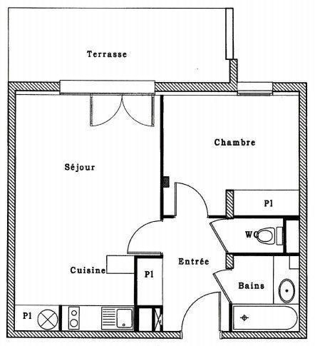 Appartement à vendre 2 41.82m2 à Toulouse vignette-8