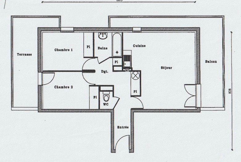 Appartement à vendre 3 58m2 à Toulouse vignette-9