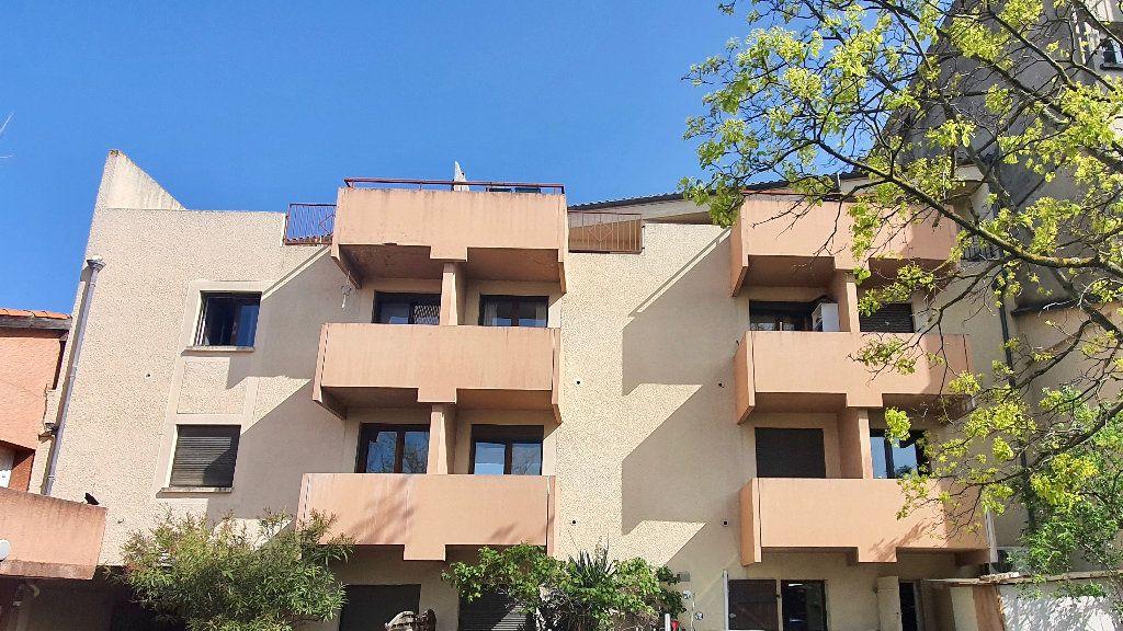 Appartement à vendre 1 27m2 à Toulouse vignette-1