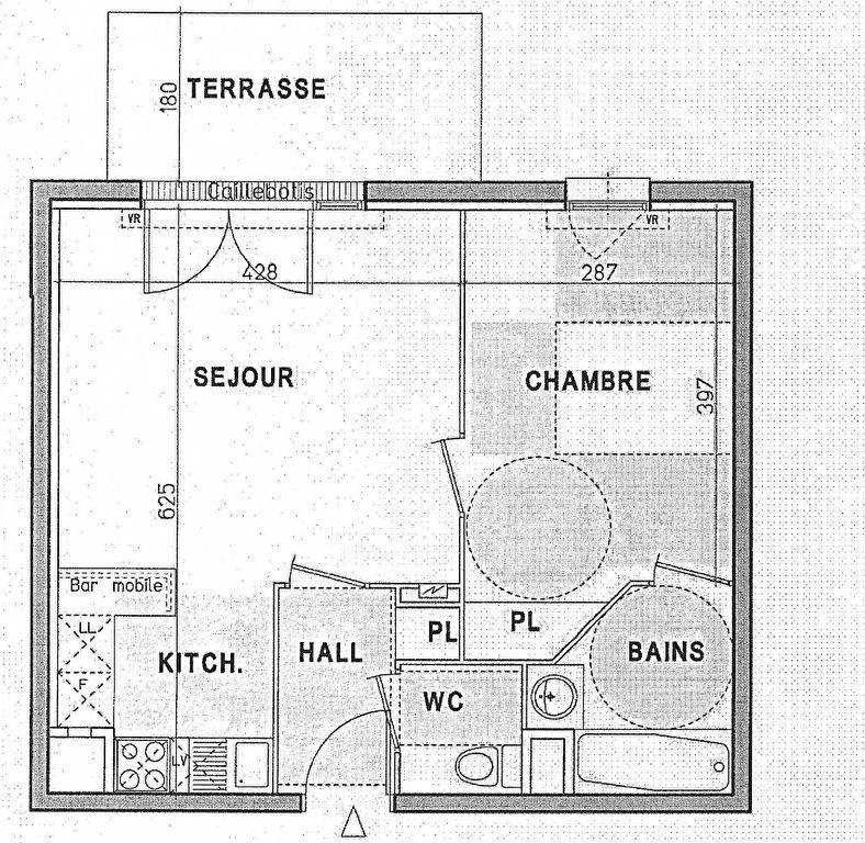 Appartement à vendre 2 43.31m2 à Seilh vignette-8