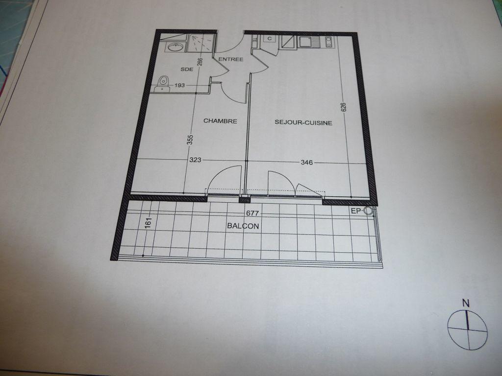 Appartement à louer 2 40.5m2 à Avignon vignette-6