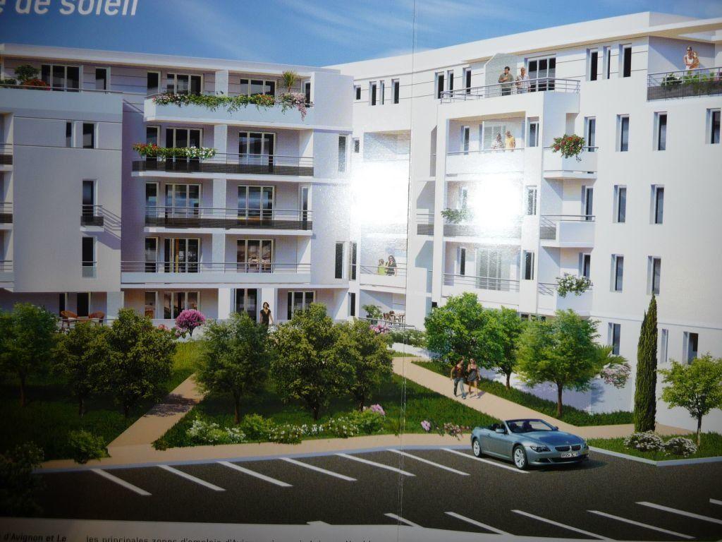 Appartement à louer 2 40.5m2 à Avignon vignette-7