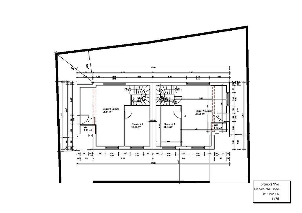 Maison à vendre 4 72m2 à Sainte-Marie vignette-2