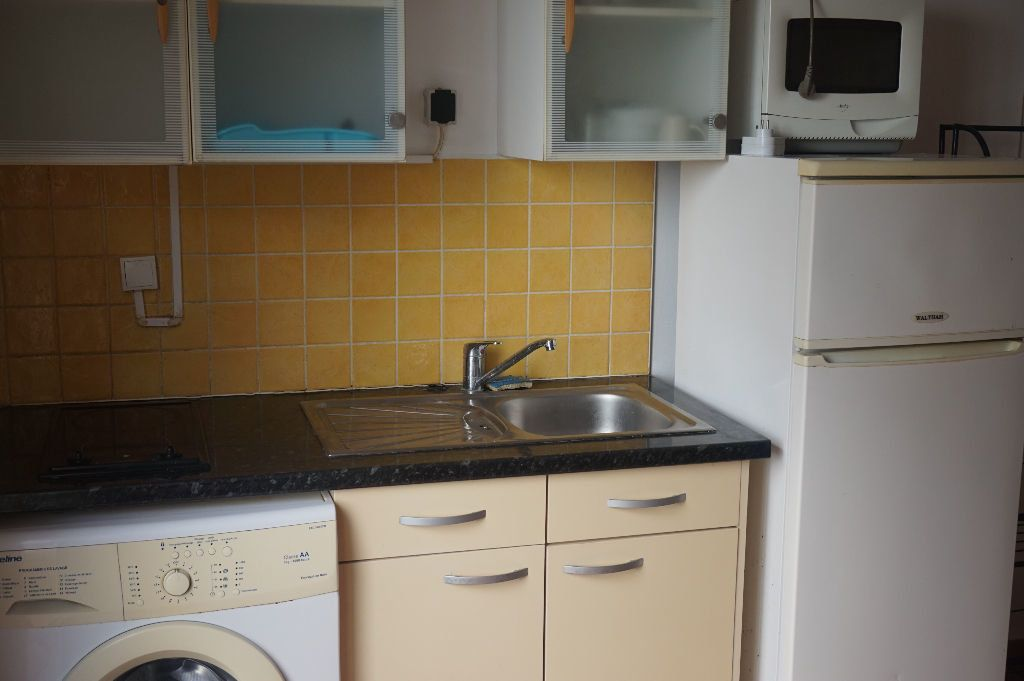 Appartement à louer 1 20m2 à Canet-en-Roussillon vignette-4