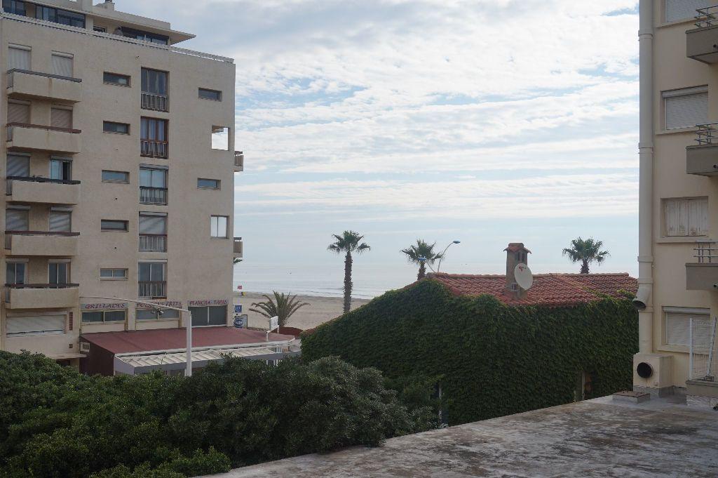 Appartement à louer 1 20m2 à Canet-en-Roussillon vignette-7