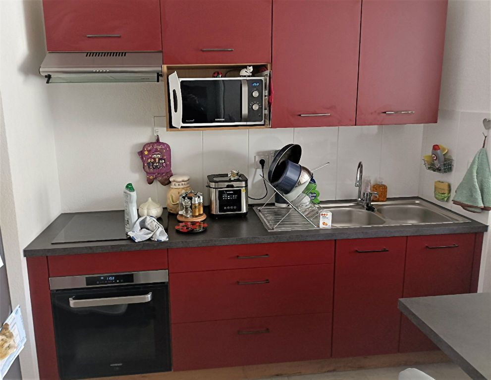 Appartement à vendre 3 61.98m2 à Toulouse vignette-1