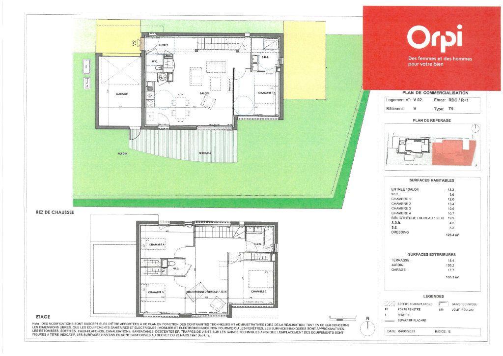 Maison à vendre 5 123m2 à Balma vignette-2