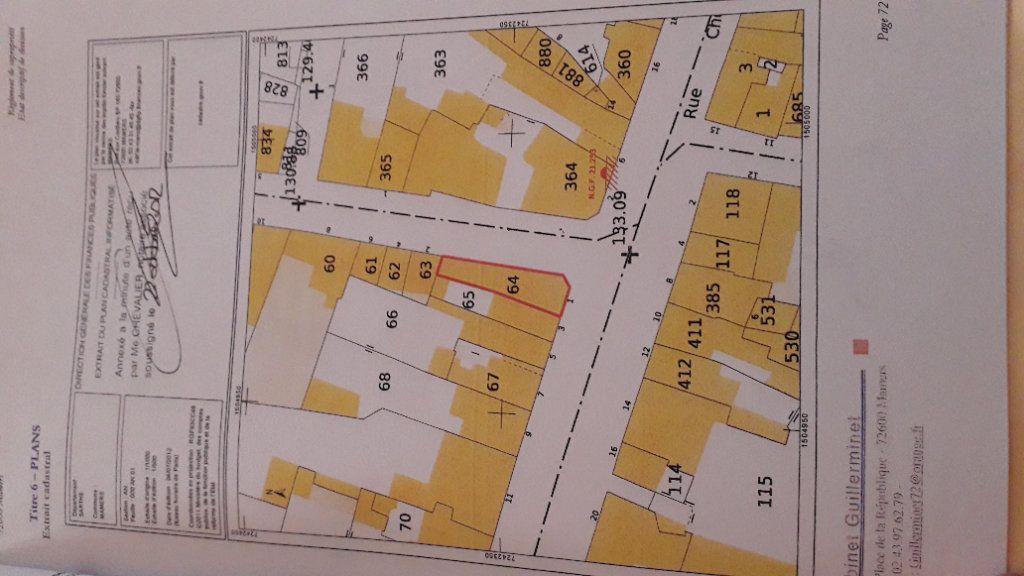 Appartement à vendre 3 77m2 à Mamers plan-1