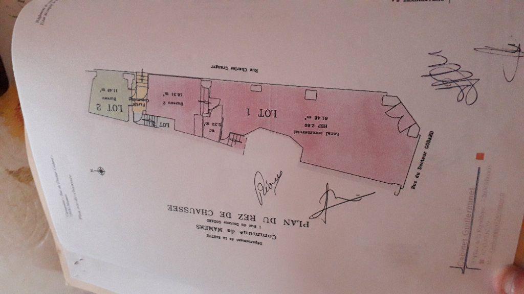 Appartement à vendre 3 77m2 à Mamers plan-2
