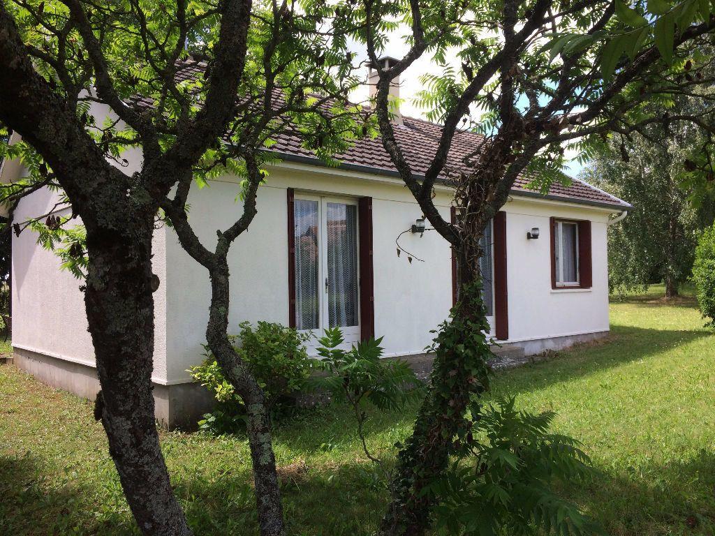 Maison à vendre 3 63m2 à Thoiré-sous-Contensor vignette-1