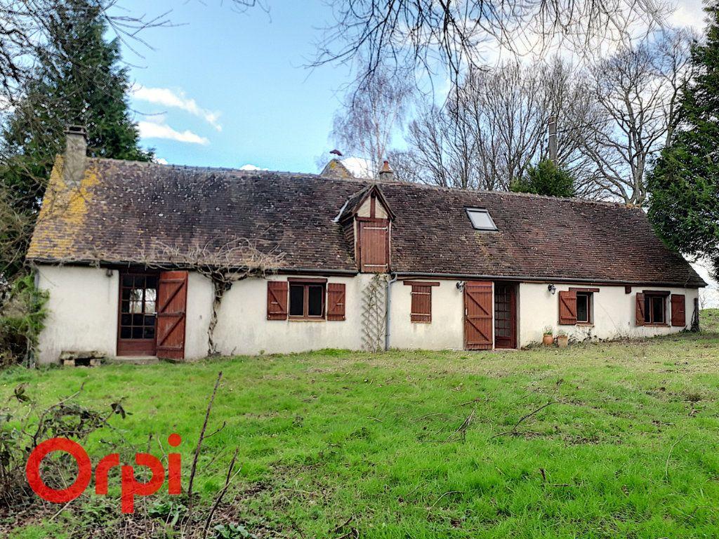 Maison à vendre 4 140m2 à La Fresnaye-sur-Chédouet vignette-17