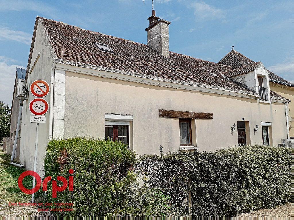 Maison à vendre 5 105m2 à Neufchâtel-en-Saosnois vignette-1