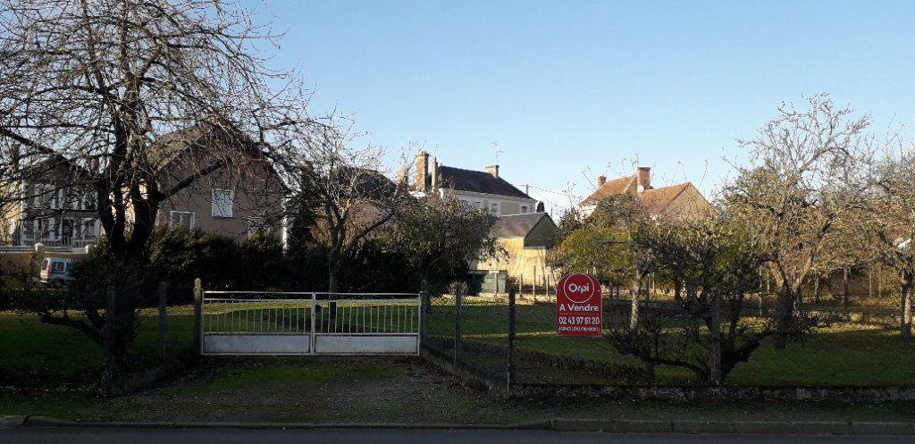 Terrain à vendre 0 916m2 à Saint-Cosme-en-Vairais vignette-5