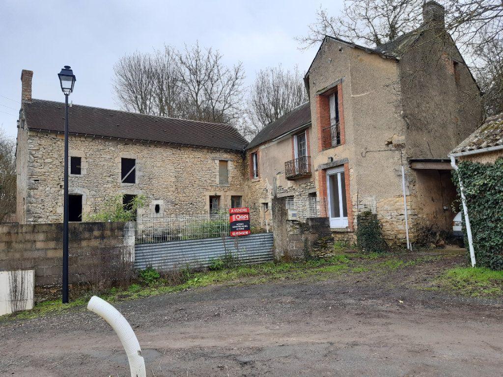 Maison à vendre 4 75m2 à Crannes-en-Champagne vignette-1