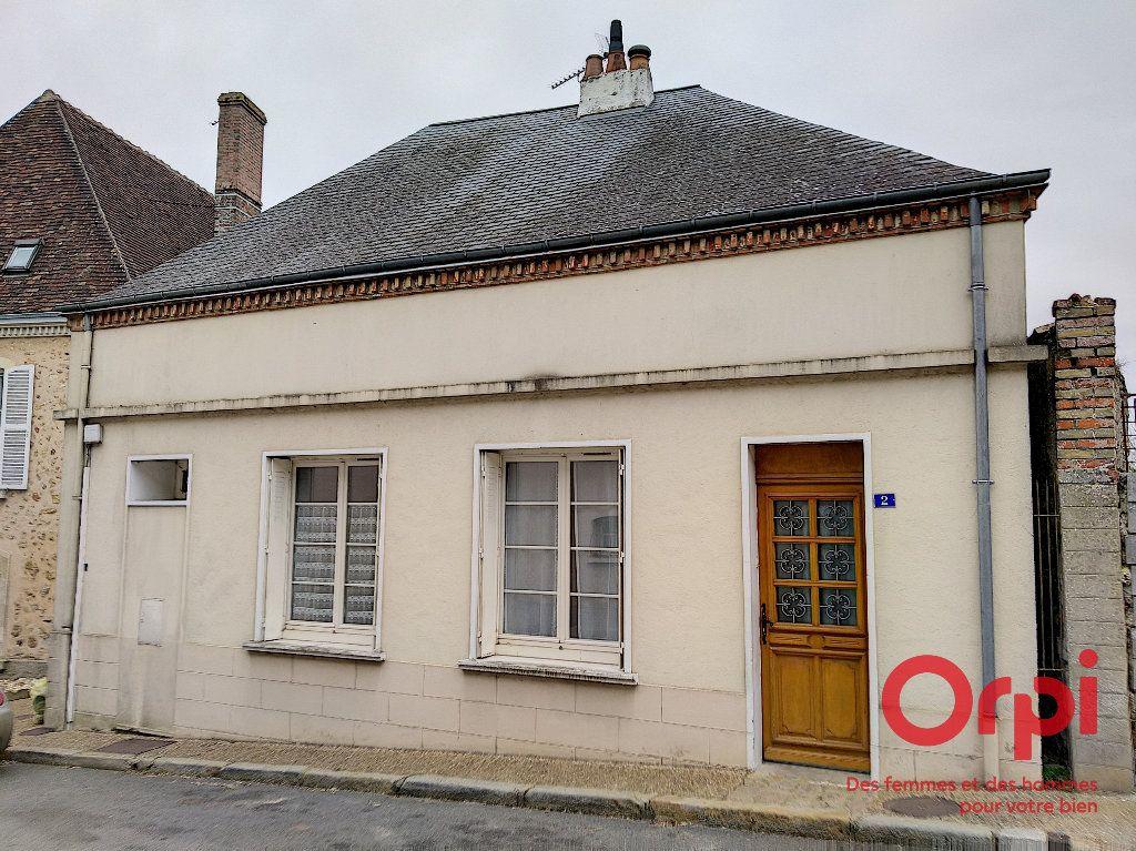 Maison à vendre 2 58m2 à Montmirail vignette-1