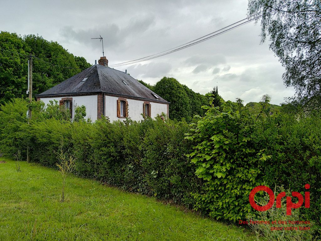 Maison à vendre 6 144m2 à Coudray-au-Perche vignette-2