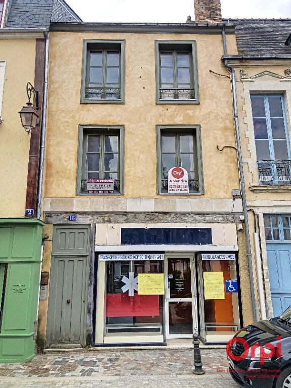 Maison à vendre 6 200m2 à La Ferté-Bernard vignette-1