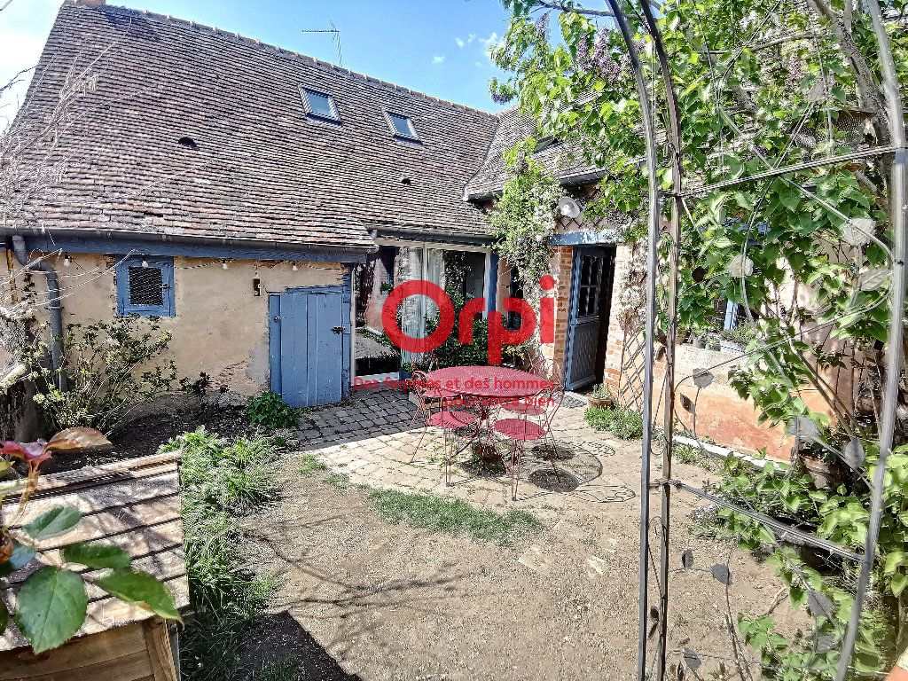 Maison à vendre 4 100m2 à Nogent-le-Bernard vignette-10